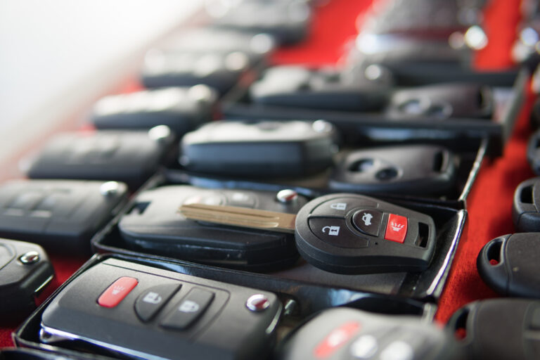 Reasons Your Car Key Isn't Working
